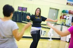 Get Fit ... Belly Dancing Style ... at NKU Campus Recreation!