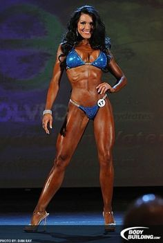 IFBB Bikini Jennifer Andrews