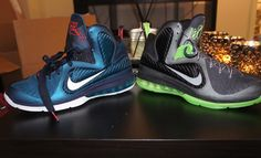online store 46b4f 17737 A few weeks ago we got a first look at the Nike LeBron 9