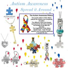 Autism Awareness.... spread it around.