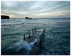 GIFs of the British Coast at High and Low Tide (6 Pictures)