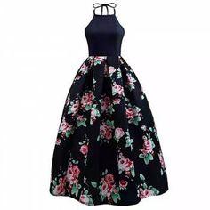 2018 Cotton Sling Stitching Spliced Women S Dress Retro Dress womens fashion, dresses, gorgeous retro style dress