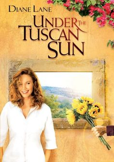 Under The Tuscan Sun, great film to watch when you're hungry for Italy!