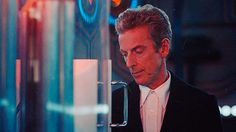 Peter Capaldi   29 Older Men Who Will Make You Weak In The Knees. I'll admit it. He's weirdly attractive.