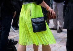 got love the neon @ back yoke