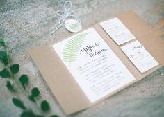 DIY Hochzeitseinladung mit Stempel6