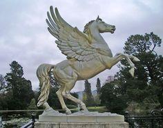 Pegasus #MythicCreatures