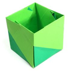 Origami for Everyone – From Beginner to Advanced – DIY Fan Origami Bowl, Origami Cube, Origami Star Box, Origami Fish, Origami Stars, Origami Love Heart, Origami Artist, Origami Models, Origami For Beginners