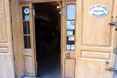 Unauffälliger Eingang: Antigua Casa de Guardia, Tipps für Malaga