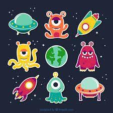 cumpleaños extraterrestre - Buscar con Google