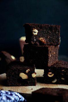 I adore cinnamon- subiektywny blog kulinarny o zapachu cynamonu: Brownie z mąki kokosowej
