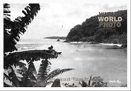 Samoa Vintage Photo Art A4 Size 210x297mm 015