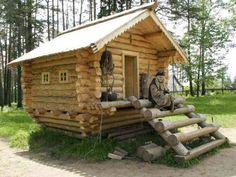 Village Kukoboy Yaroslavl region