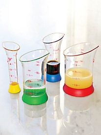 Mini Beakers (set of 4) by Solutions