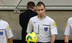 FCSM-Chamois Niortais FC : l'arbitre