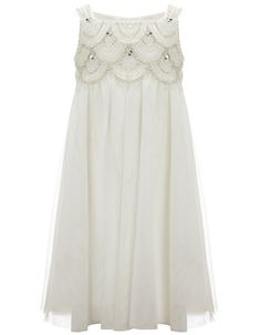 Fontayne Dress, Monsoon, £60.00 (Young bridesmaids)