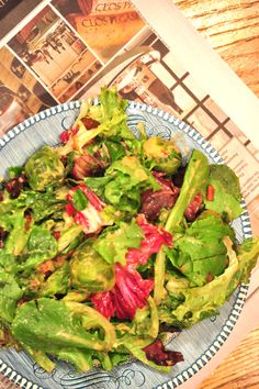 Gingersnap Dairy-Free 'Caesar' Salad TheHealthyApple.com #glutenfree #recipe #healthy
