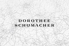 DOROTHEE SCHUMACHER on Behance