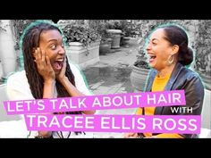 @Tracee Ellis Ross Lets talk hair with Tracee Ellis Ross!
