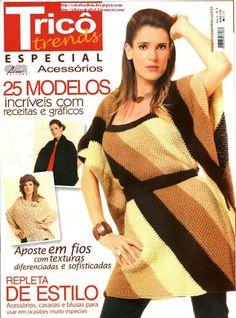 Tricô Trends - Susana Delvan - Álbuns da web do Picasa