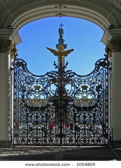 Gate to the Hermitage