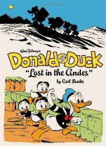 In many countries Carl Barks remains very well known and is often cited as the greatest comic book writer/artist of all time. His timeless 1940s/50s Donald Duck/Uncle Scrooge stories are now being collected. The longer adventure stories influenced Spielberg's Indiana Jones movies, the hilarious 10 page satiric Duckburg stories clearly influenced the storytelling in the Simpsons. Fantagraphics will publish 30 of these volumes - the first 12-14 from Barks' 'Golden Age' will be the most…