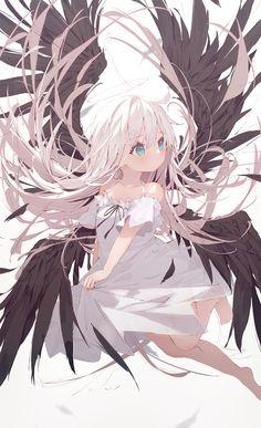 Pretty Anime Girl, Cool Anime Girl, Kawaii Anime Girl, Anime Art Girl, Anime Oc, Chica Anime Manga, Cute Anime Character, Character Art, Anime Angel Girl