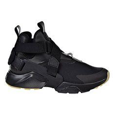 super popular 18fab 665c3 NIKE Air Huarache City Women s Casual Shoe Black Dark Gre... Fen Slattery