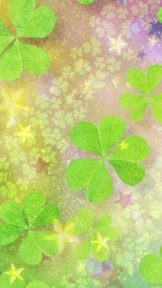 Clover-Leaves-2-iphone-5s-wallpaper-ilikewallpaper_com.jpg (640×1136)