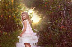 Anna Maria Island {Florida Child Beach Photography}