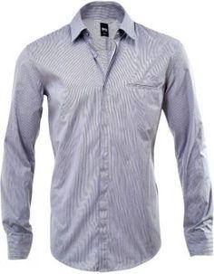 Hugo Boss Black Mica Slim Fit Casual Cotton Shirt