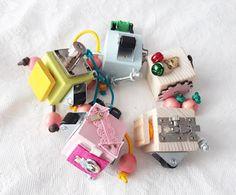 Culori cusute...: Cuburi pentru dezvoltarea motricitatii fine. Usb Flash Drive, Projects, Blog, Log Projects, Blue Prints, Blogging, Usb Drive