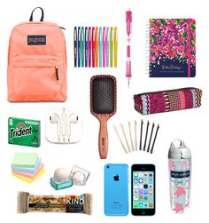 """Backpack Essentials"" by b-butler00 on Polyvore"