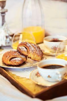Glutenfreie Croissants