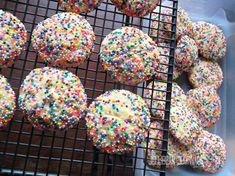 Sprinkles Sugar Cookies Recipe from Jellibean Journals