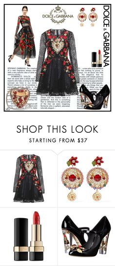 """Good Bye January 2016"" by letiperez-reall ❤ liked on Polyvore featuring Dolce&Gabbana, women's clothing, women, female, woman, misses and juniors"