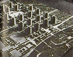 """"""" Voilà ce qui donne à nos rêves de la hardiesse : ils peuvent être réalisés """"  Le Corbusier."""