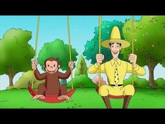 Curious George Swings Into Spring (2013) (Full Movie) - YouTube