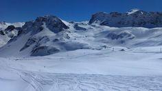 Tignes Val d'isère Glacier