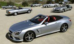 Wat gaat Mercedes eigenlijk doen met de SL? - Autoblog.nl