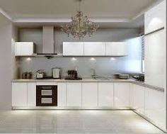 White Kitchen Grey Walls kitchen idea of the day: modern white kitchens. (by alno, ag