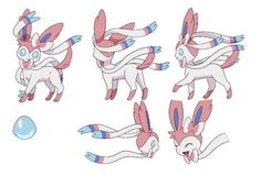 What everyone needs to know; how to draw Sylveon👍
