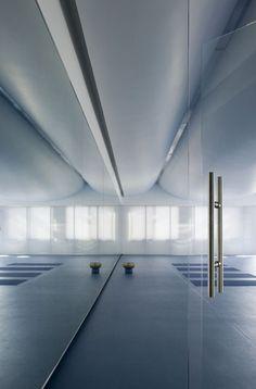 YOGA DEVA Designed by Blank Studio Architecture, located in Gilbert, Arizona.