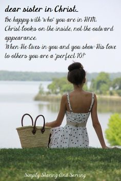 Polka dot dress, top bun, & a picnic by the lake - a perfectly well spent summer day Moda Preppy, Preppy Mode, Preppy Style, Classy Style, Estilo Preppy, Mode Bcbg, Idda Van Munster, Sisters In Christ, Mein Style