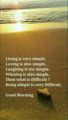 All the best is simple. Good Morning Inspirational Images, Positive Good Morning Quotes, Motivational Good Morning Quotes, Morning Qoutes, Morning Quotes Images, Morning Greetings Quotes, Morning Messages, Best Inspirational Quotes, Gud Morning Wishes