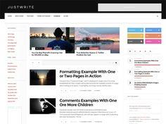 Top 5 des thèmes gratuits pour WordPress en 2014