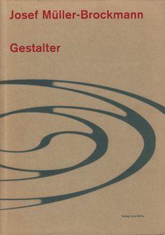 "hamonikakoshoten: ""Josef Muller-Brockmann: Gestalter ヨゼフ・ミューラー=ブロックマン "" Lars Müller Publishers, Zürich, 1994"