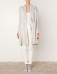 Oysho - looks like what I'd wear on a Saturday and Sunday.  So comfy....