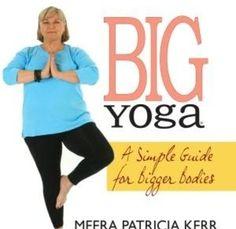Big Yoga Provides Flexible Movements for Plus Size Women