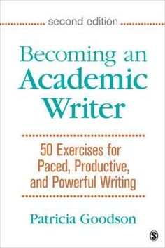 Becoming an Academic Writer